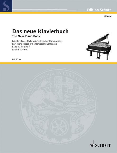 The New Piano Book Band 1 Piano 9790001064422